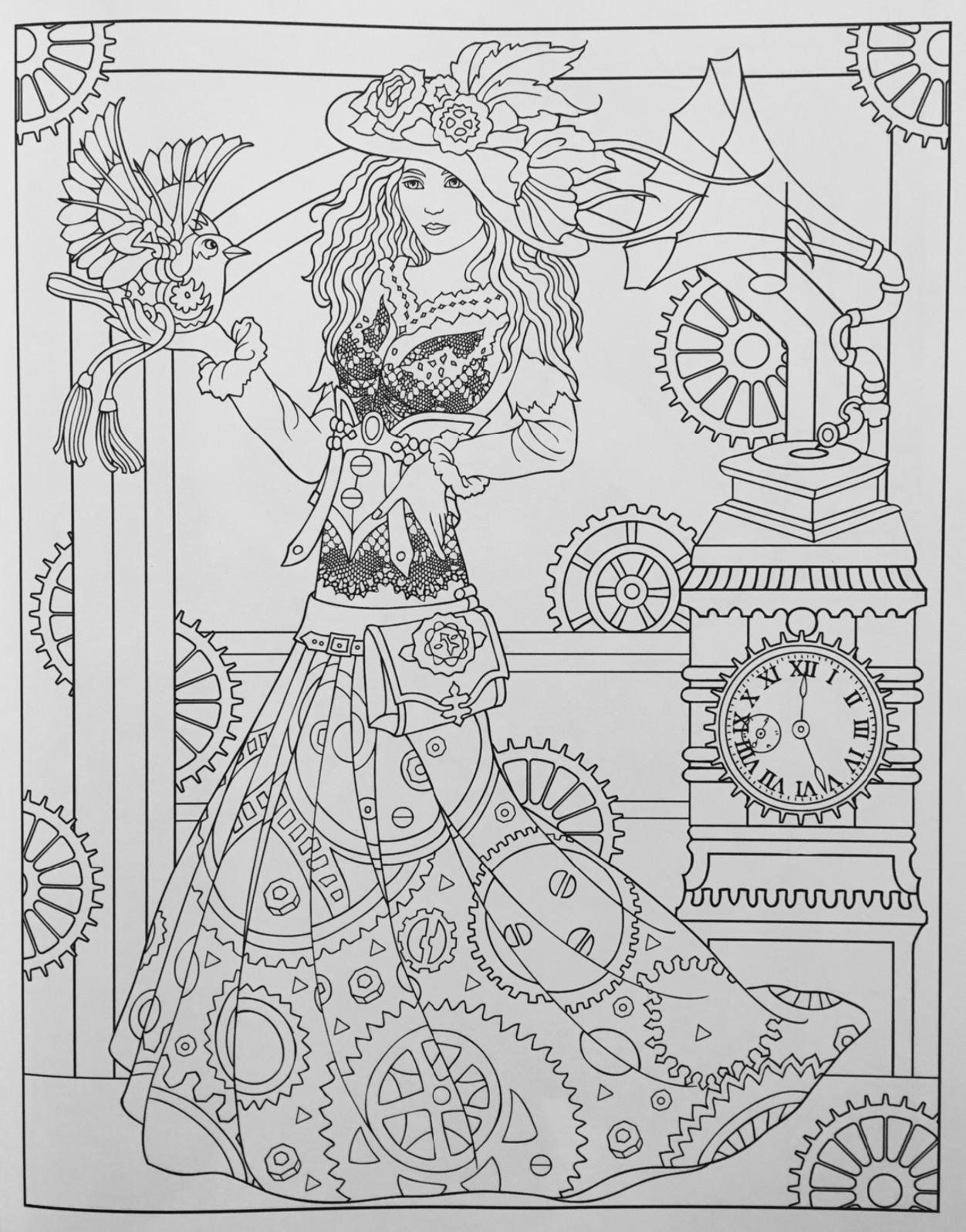 creative colouring pages creative haven insanely intricate angular animals coloring creative pages colouring