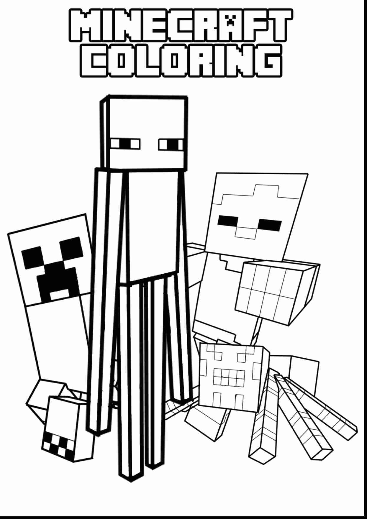 creeper coloring pages dessin et coloriage minecraft minecraftfr pages creeper coloring