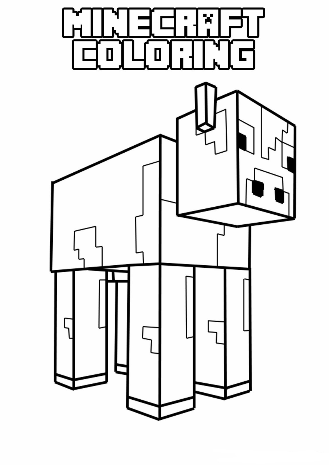 creeper coloring pages minecraft creeper coloring pages coloring home pages creeper coloring
