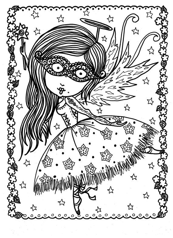 creepy fairy coloring pages pin by lisa keene on coloring witch coloring pages fairy creepy coloring pages