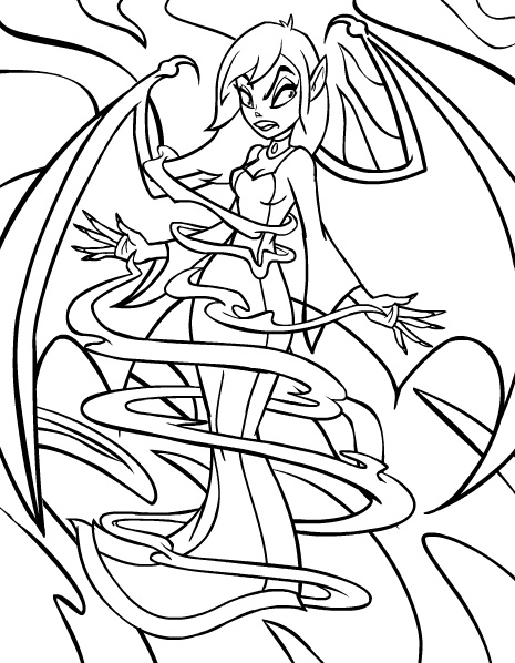 creepy fairy coloring pages scary coloring pages best coloring pages for kids coloring fairy pages creepy