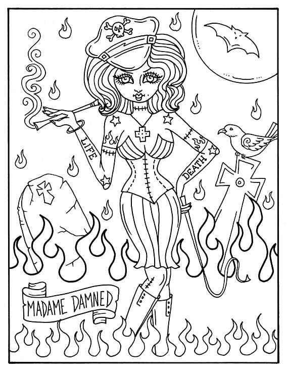 creepy fairy coloring pages summer favourites witch coloring pages halloween fairy coloring pages creepy