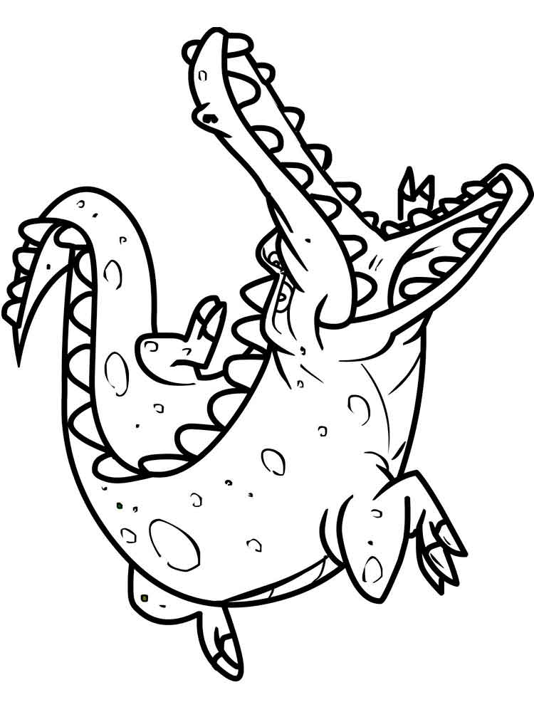 crocodile color crocodile coloring pages to download and print for free color crocodile