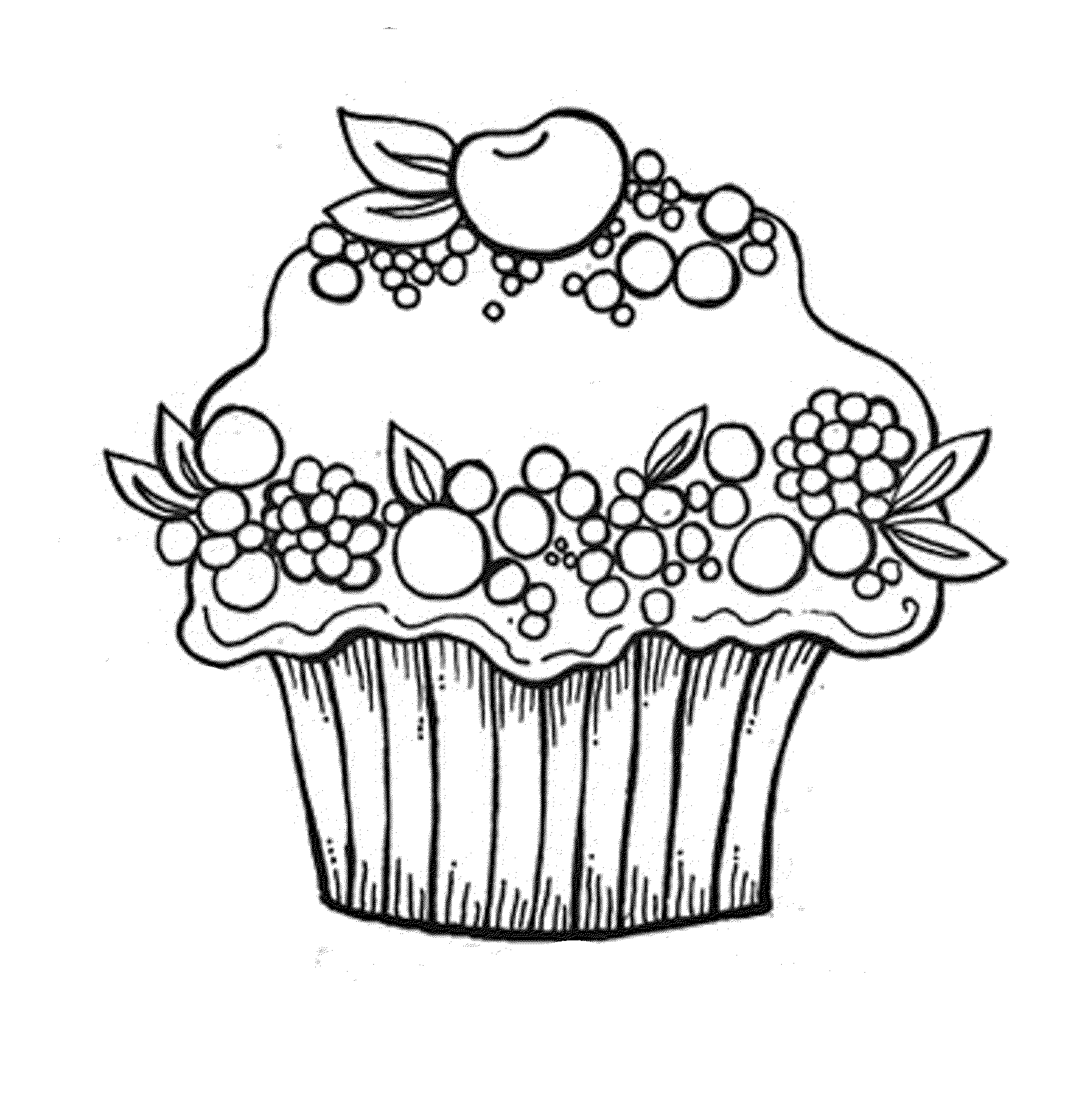 cup cake coloring pictures cupcake coloring pages cupcake coloring pages kids cake cup coloring pictures