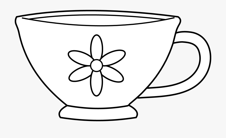 cup coloring page clipart info printable tea cup coloring page cup page coloring