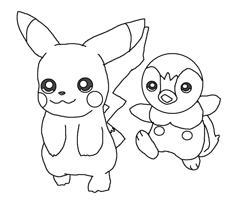 cute adorable pikachu coloring pages colormon look at how cute pikachu is all dressed up for pikachu cute coloring pages adorable