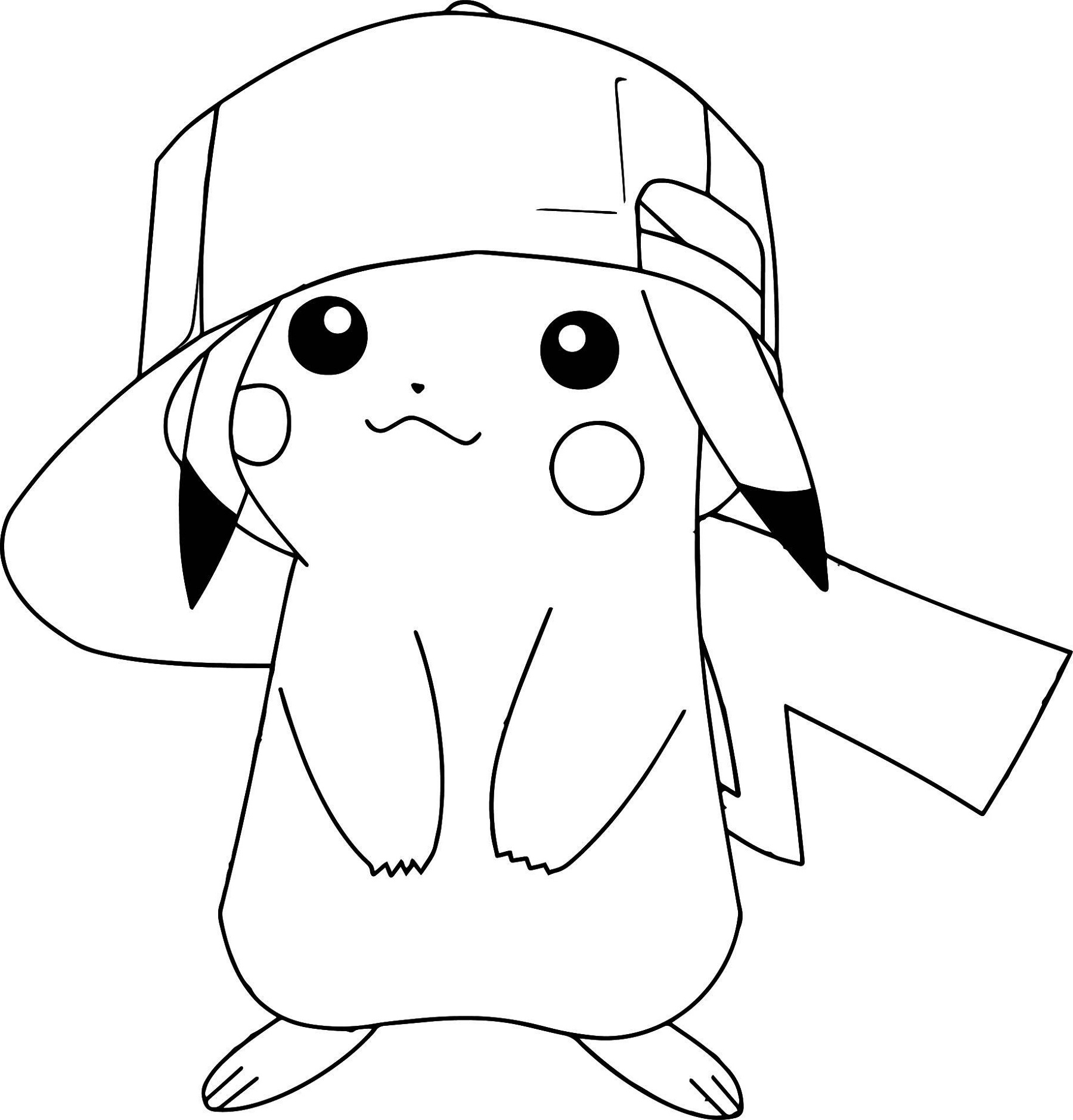 cute adorable pikachu coloring pages cute pikachu coloring pages at getcoloringscom free cute pikachu coloring adorable pages