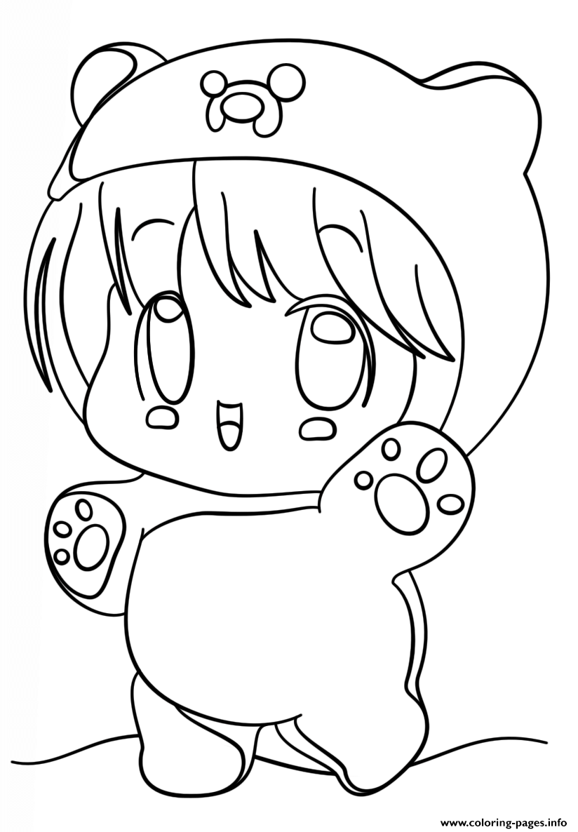 cute chibi girl coloring pages cute chibi coloring pages free coloring pages for kids 3 chibi girl coloring cute pages