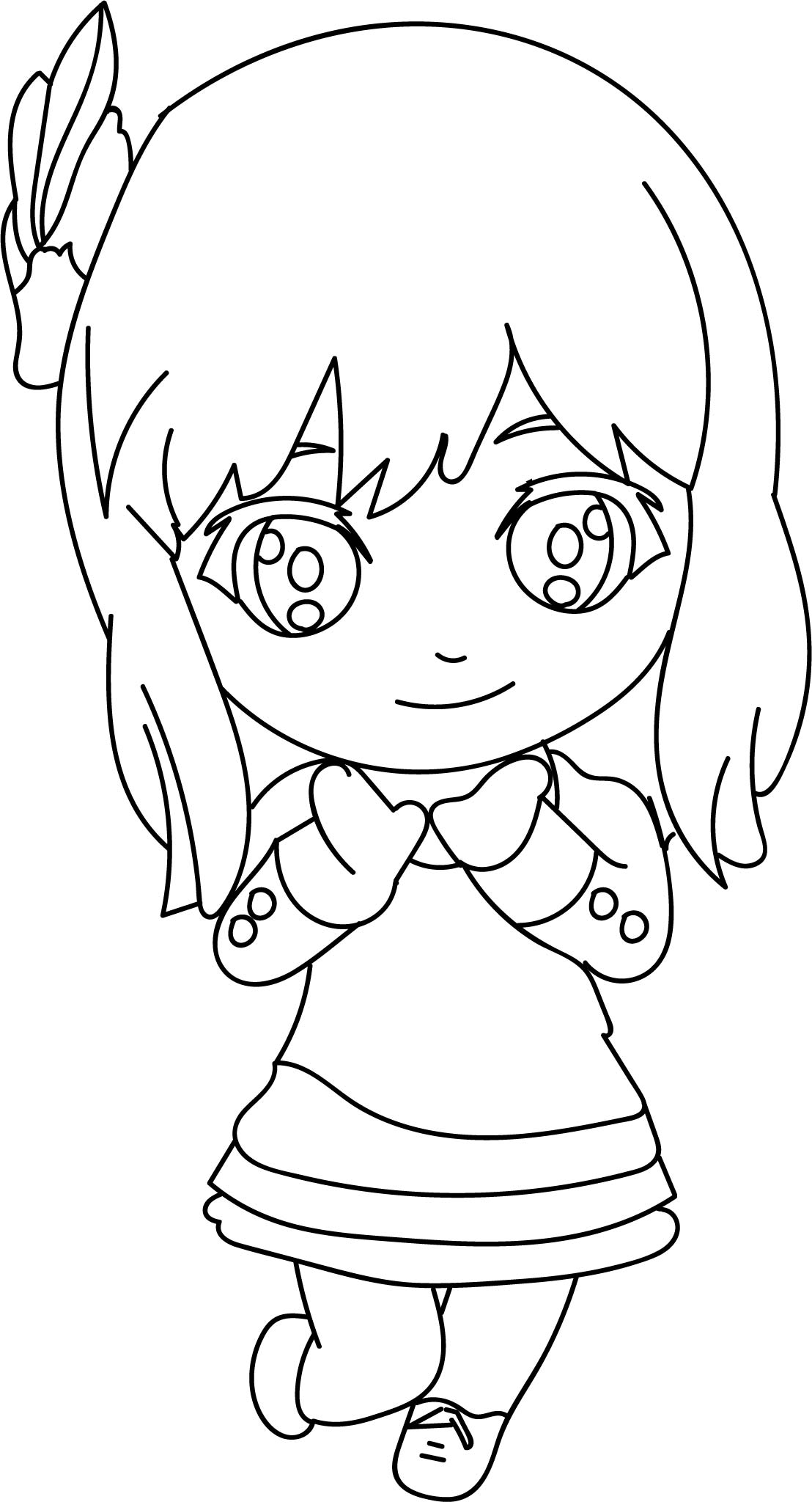cute chibi girl coloring pages pin van elisabeth quisenberry op coloring beauties cute coloring chibi girl pages