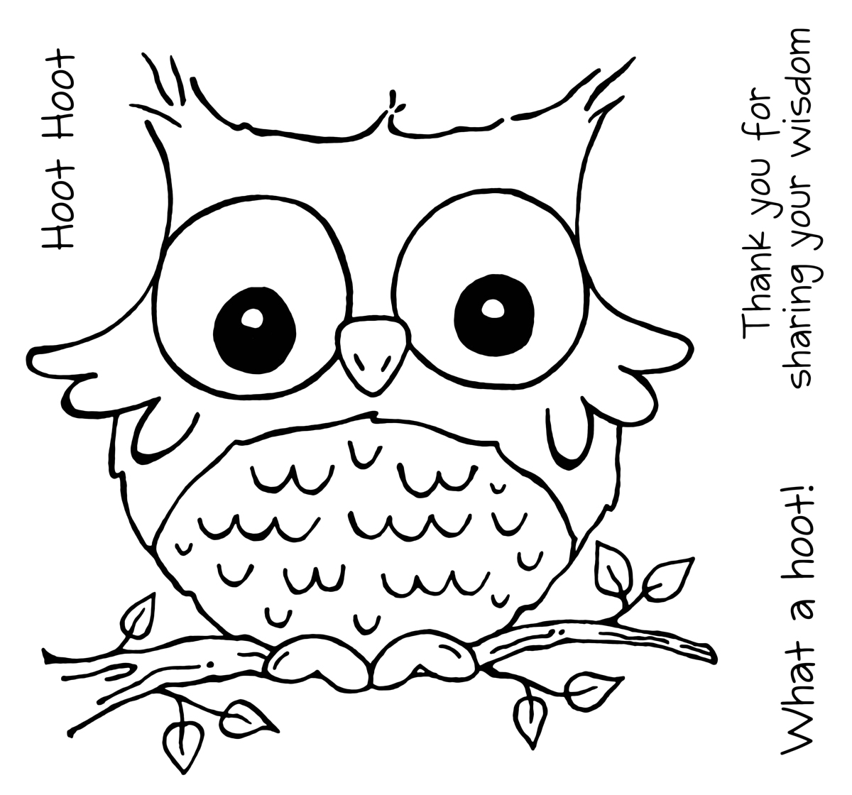 cute coloring pages of owls 7 best images of cute paper owl printable coloring cute of cute coloring pages owls