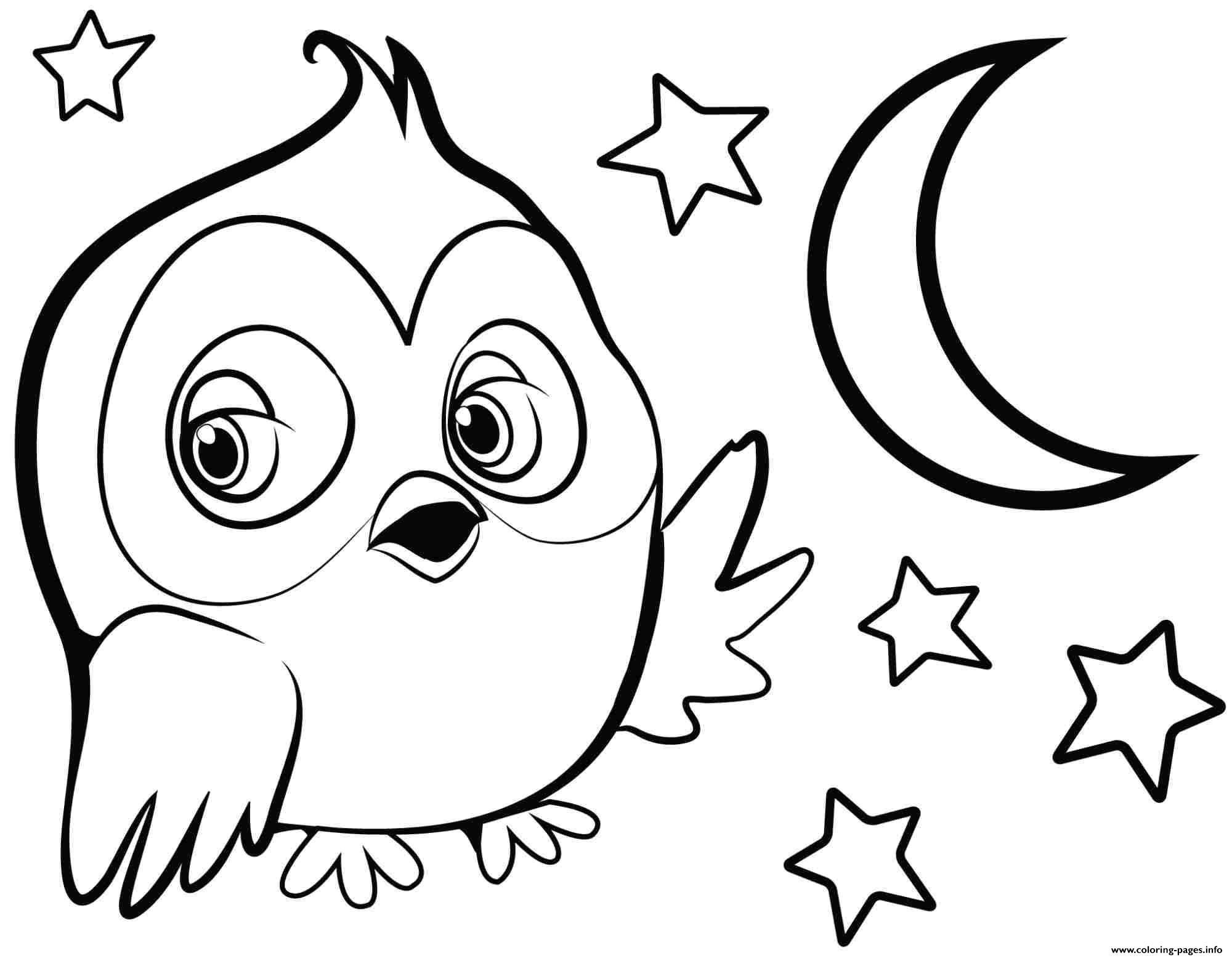 cute coloring pages of owls owl coloring pages for adults free detailed owl coloring pages owls cute of coloring