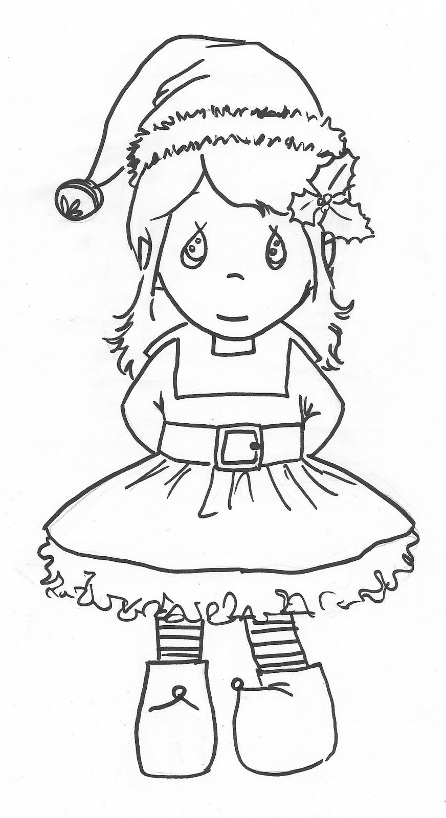cute elf coloring pages elf on the shelf printable coloring pages free 101 cute pages elf coloring