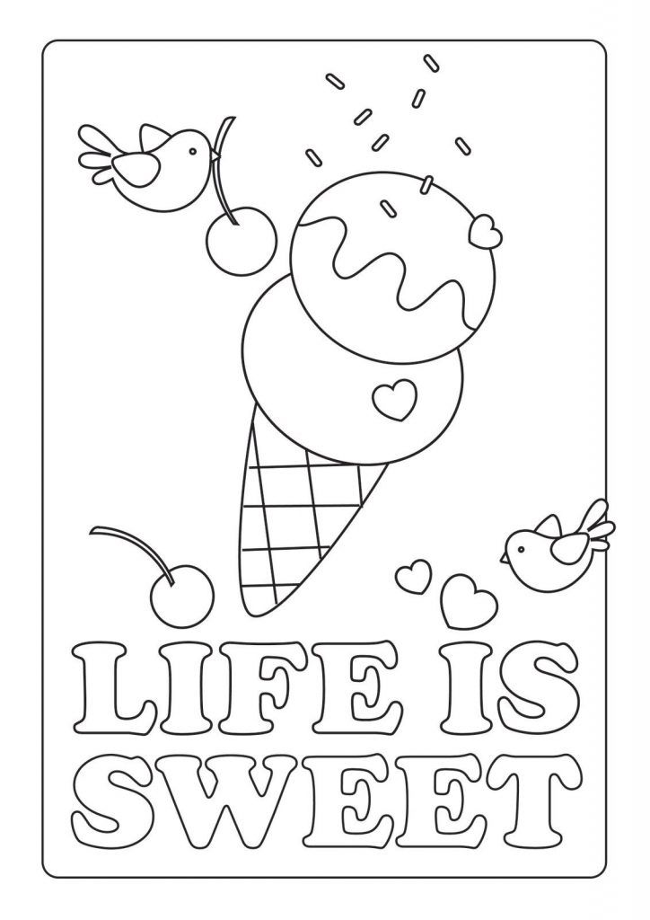 cute summer coloring pages summer coloring pages for kids print them all for free summer pages coloring cute