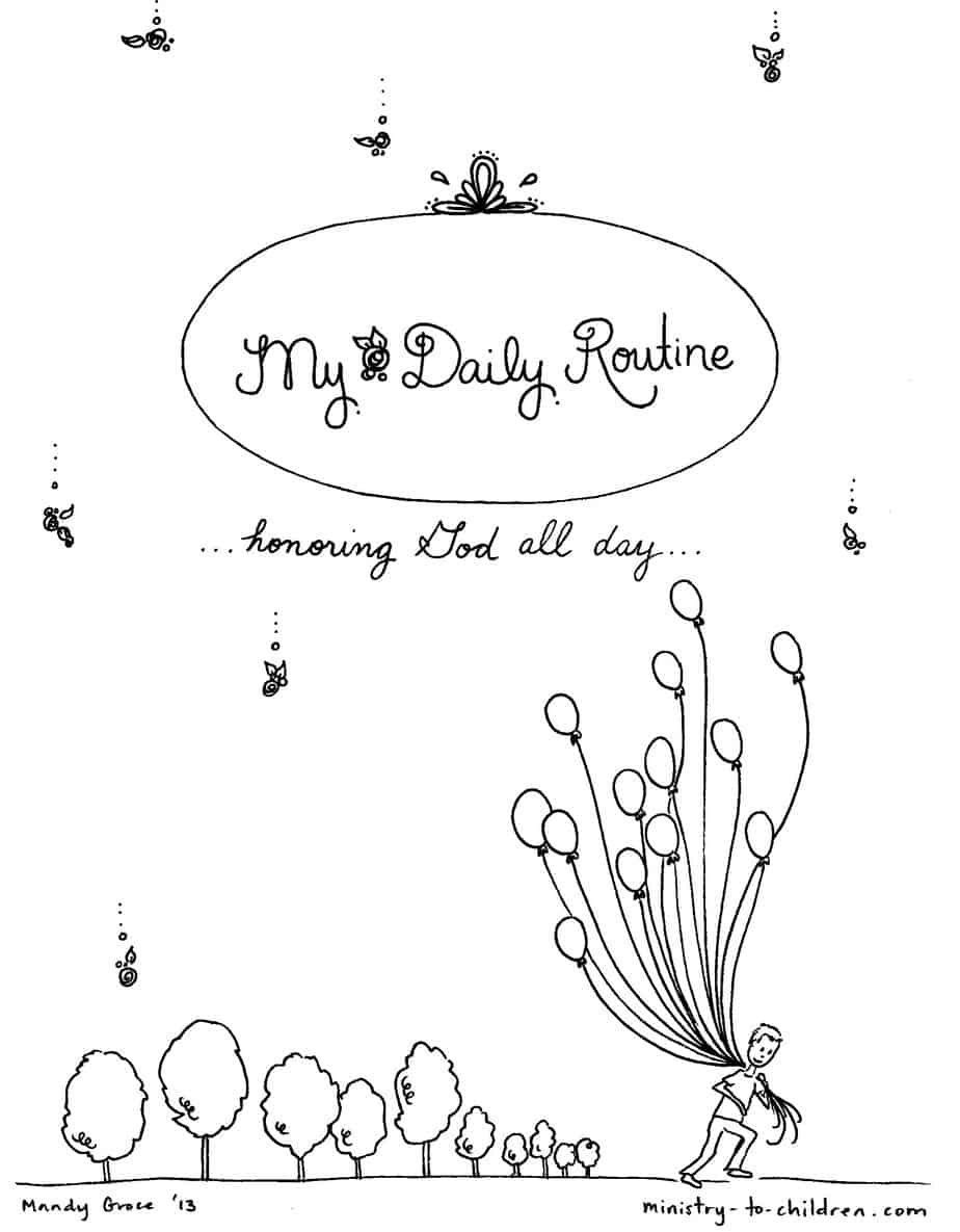 daily routine coloring worksheets english corner for kids my day daily routines school coloring worksheets routine daily