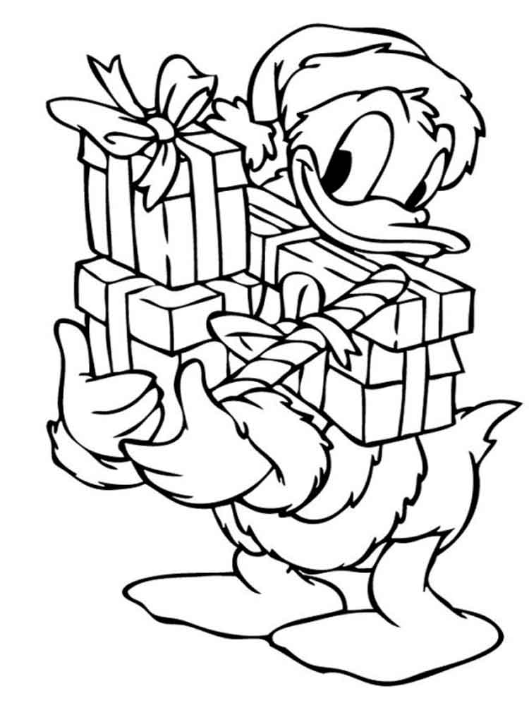 daisy duck christmas coloring pages christmas caroling daisy and donald coloring page coloring daisy duck pages christmas