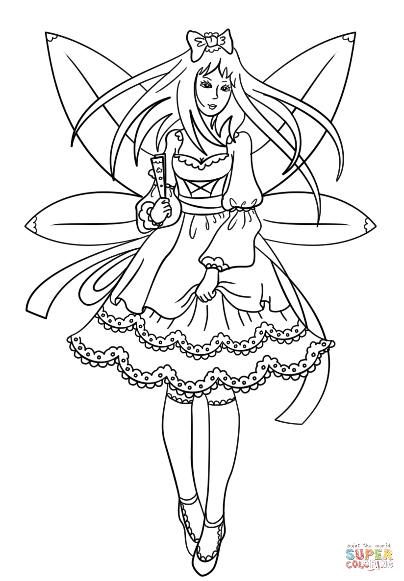 dark fairy coloring pages free printable coloring pages for adults fairies coloring pages dark fairy