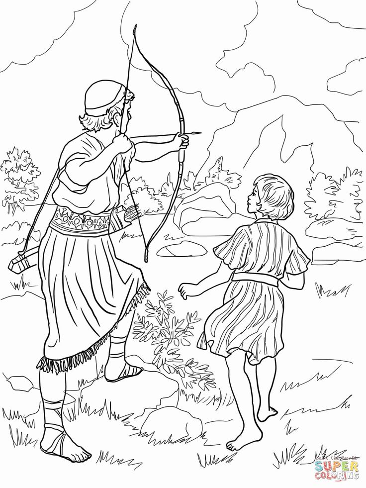 david and mephibosheth coloring page 28 david and mephibosheth coloring page in 2020 bee david mephibosheth page coloring and