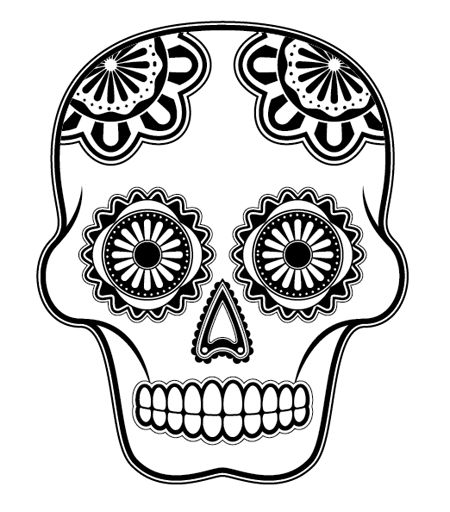 day of dead skull template 209 best images about ancient civilizations lessons of skull dead day template