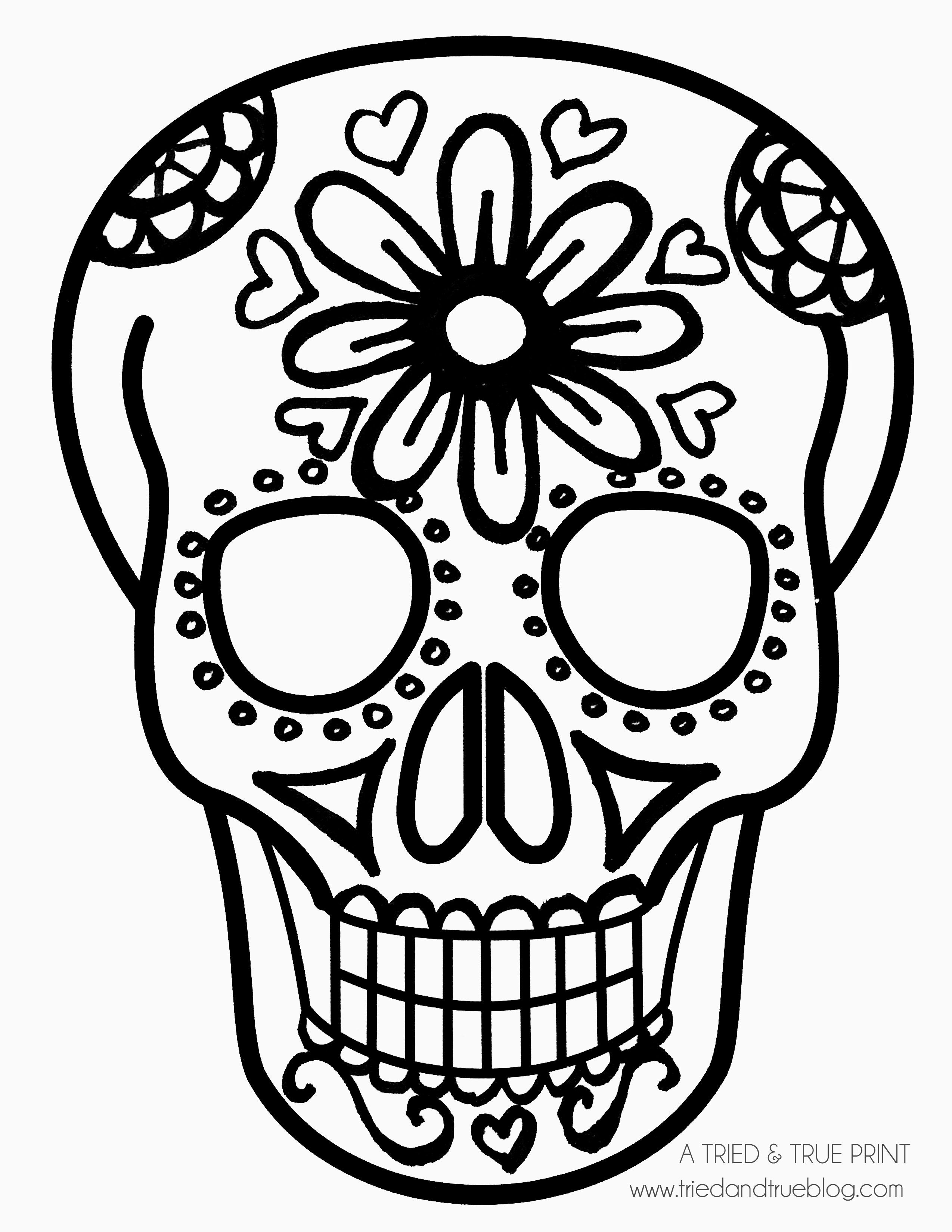 day of dead skull template easy calavera mask daisy and hearts easy skull drawings dead of template skull day