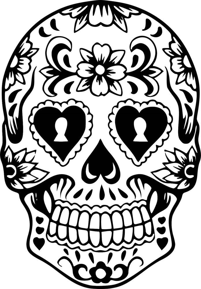 day of dead skull template sugar skull a great pattern for silk painting stamping template dead day skull of