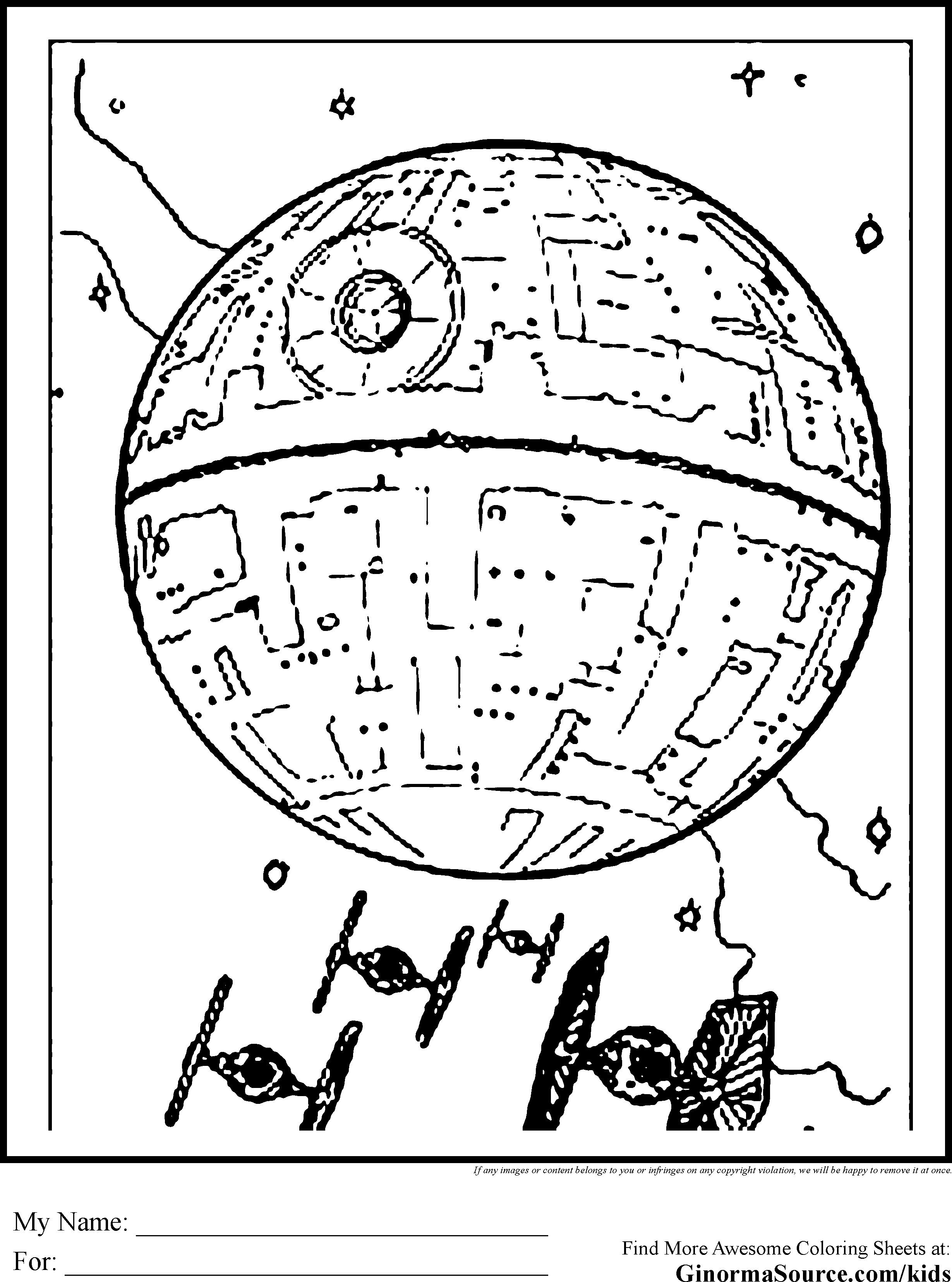 death star coloring sheet death star coloring page at getcoloringscom free sheet coloring star death