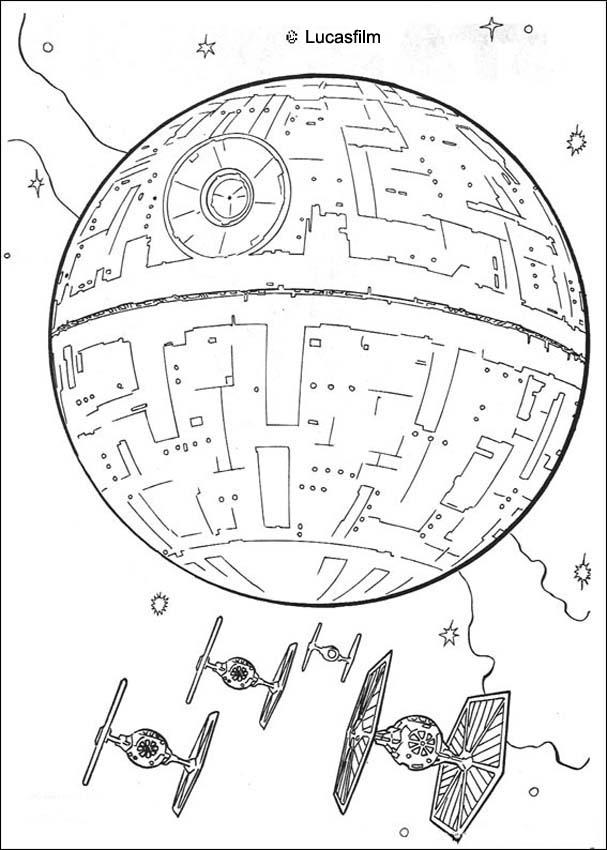 death star coloring sheet death star line drawing at getdrawings free download coloring sheet death star