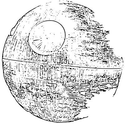 death star coloring sheet deathstar coloring page by welshpixie on deviantart coloring star death sheet