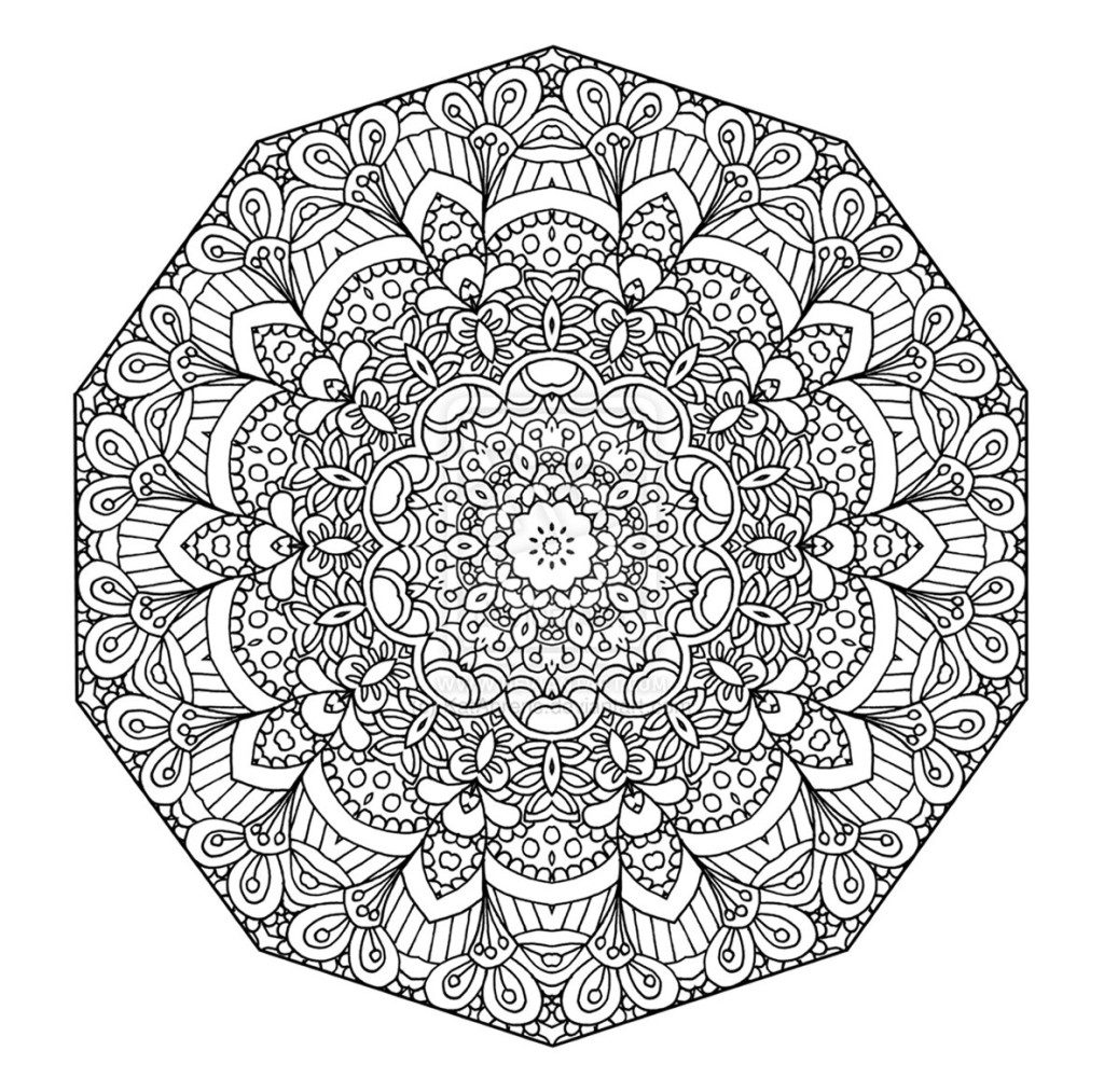 detailed mandala coloring pages simple mandala coloring pages download and print for free coloring mandala pages detailed