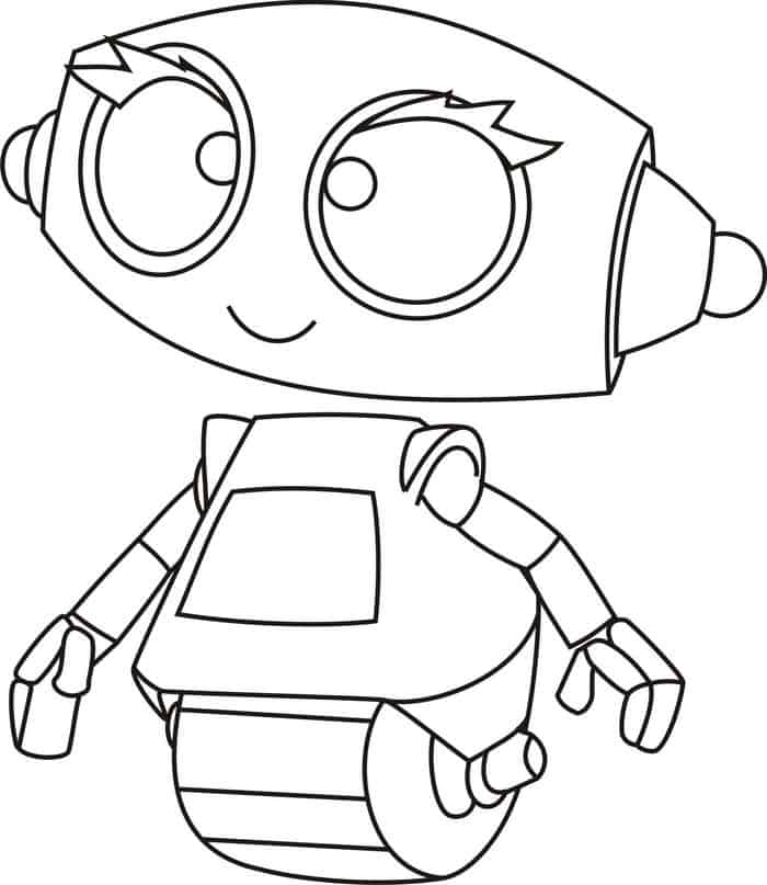detailed robot coloring pages cool robot coloring pages to print for kids coloring pages detailed robot