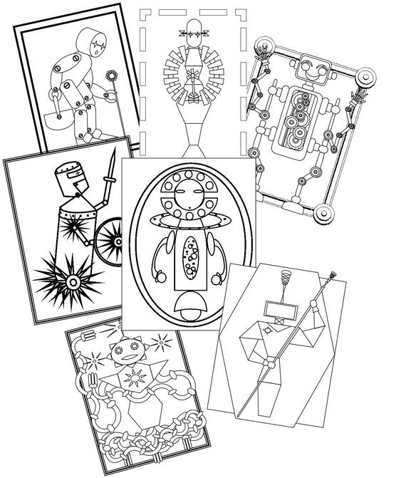 detailed robot coloring pages cool robot coloring pages to print for kids pages coloring robot detailed