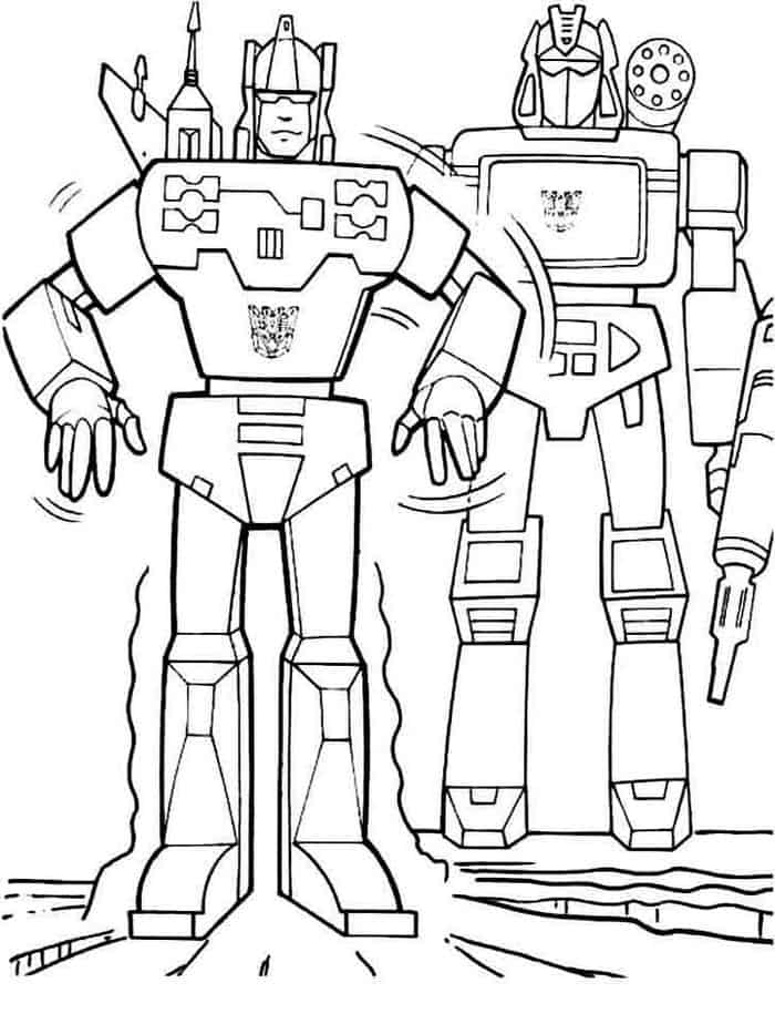 detailed robot coloring pages printable robot coloring pages for kids pages detailed coloring robot
