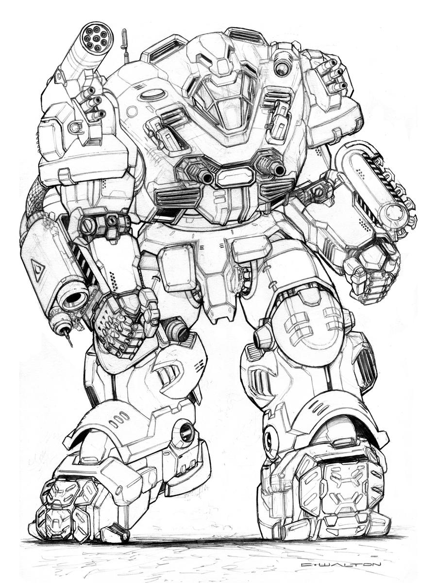 detailed robot coloring pages step by step how to draw robot roscoe from the coloring robot pages detailed