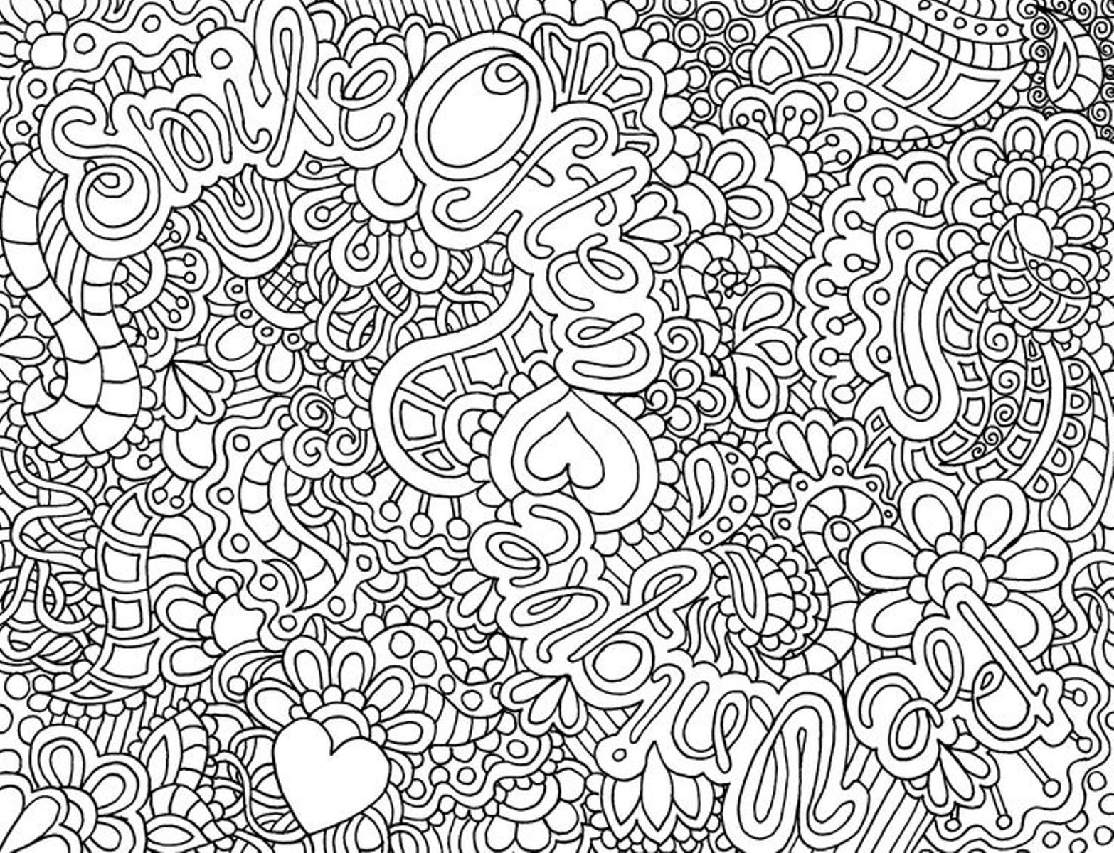 difficult coloring pages for teenagers printable difficult coloring pages coloring home coloring pages for teenagers difficult