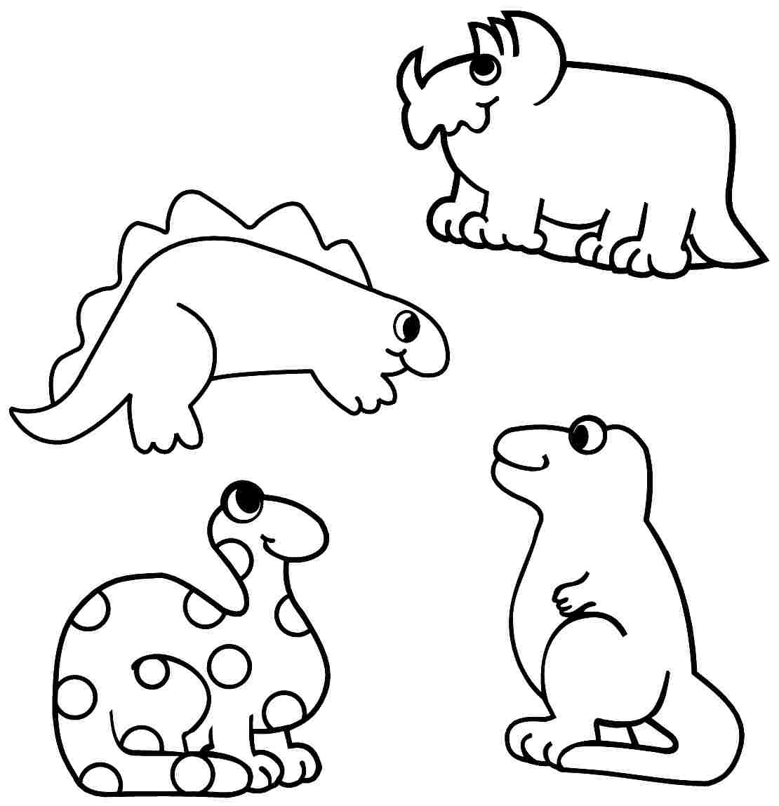 dino coloring pages coloring pages dinosaur free printable coloring pages pages dino coloring 1 2