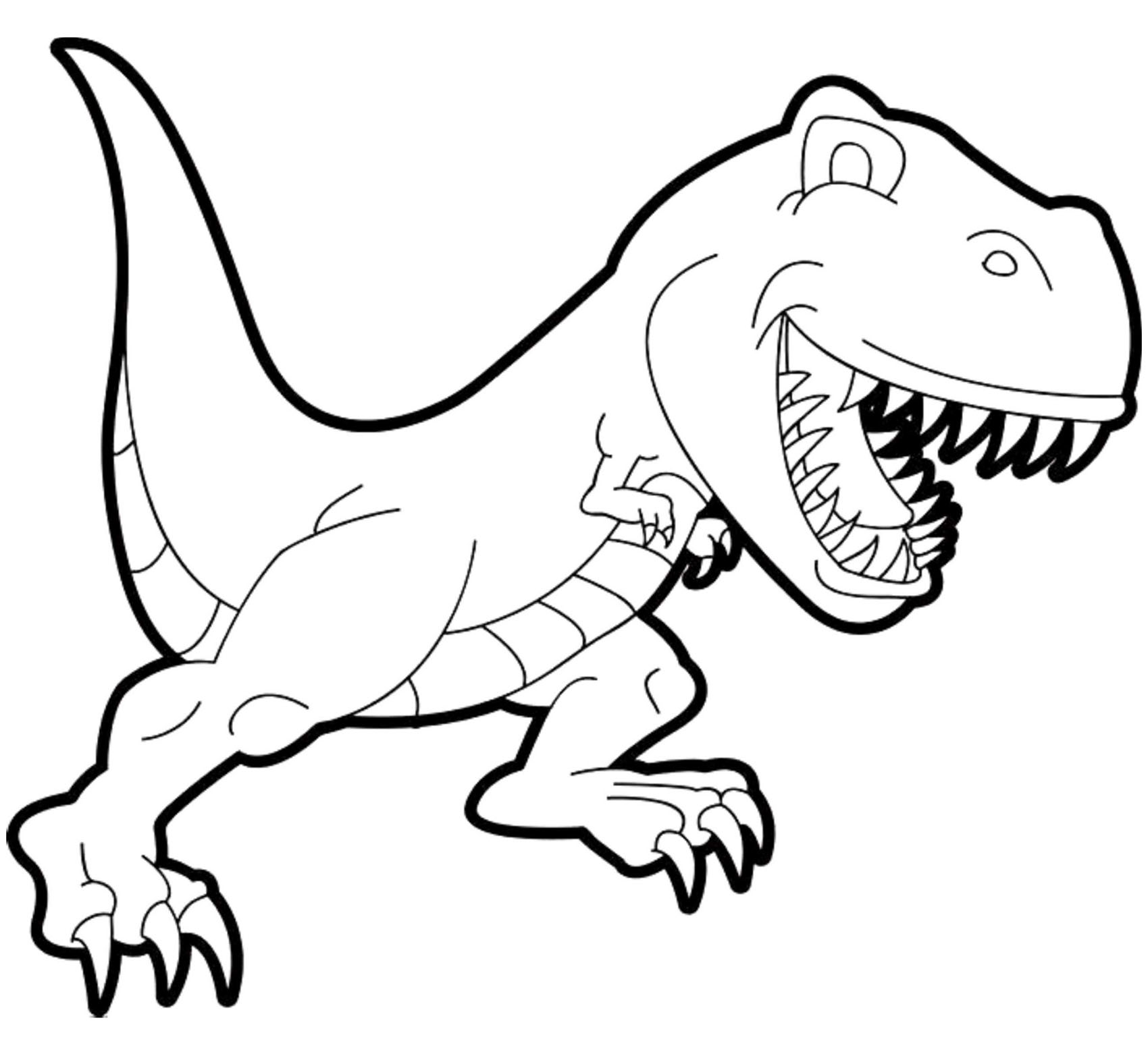 dinosaur printout coloring pages dinosaur free printable coloring pages printout dinosaur 1 1