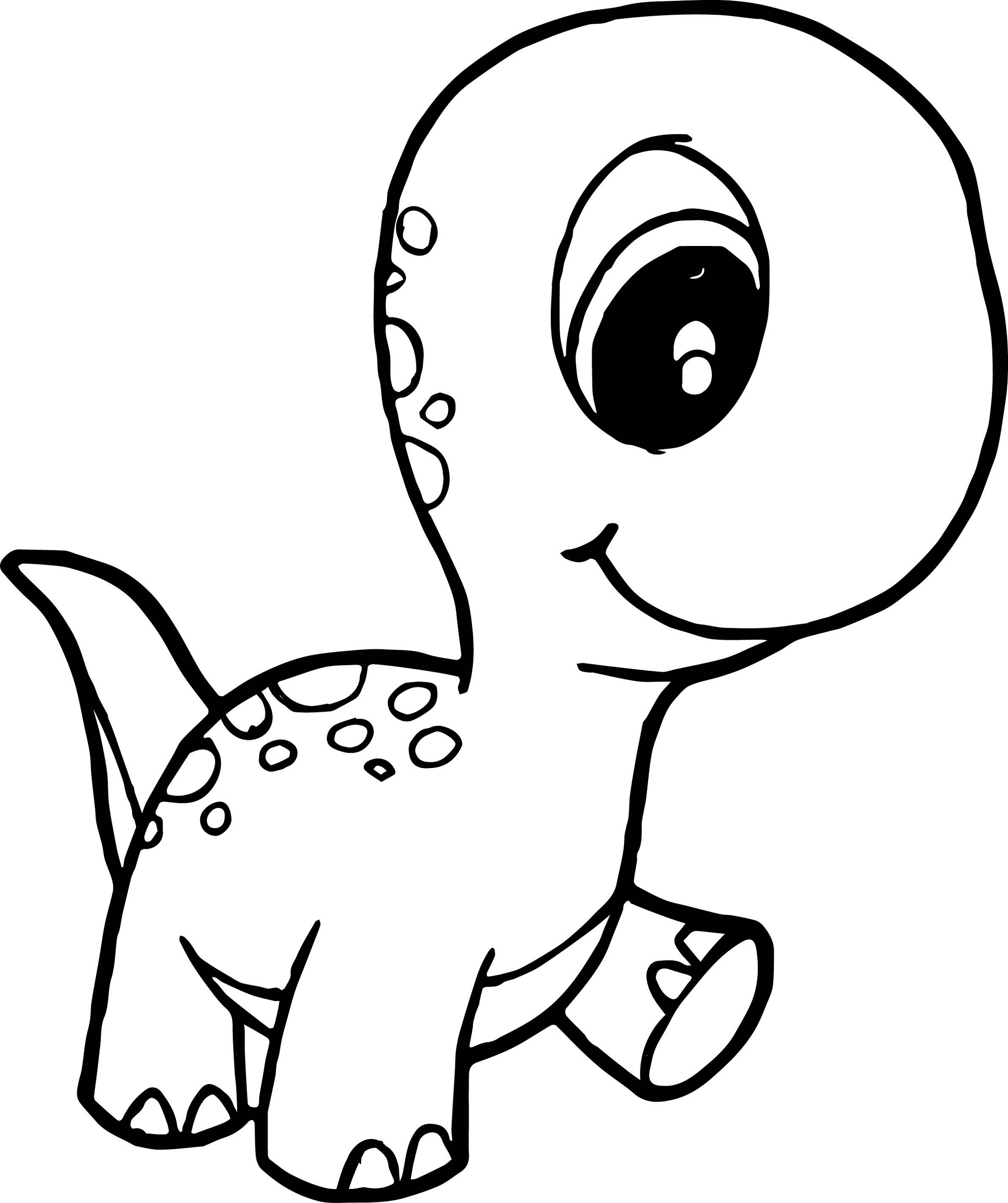 dinosaur printout free printable triceratops coloring pages for kids dinosaur printout