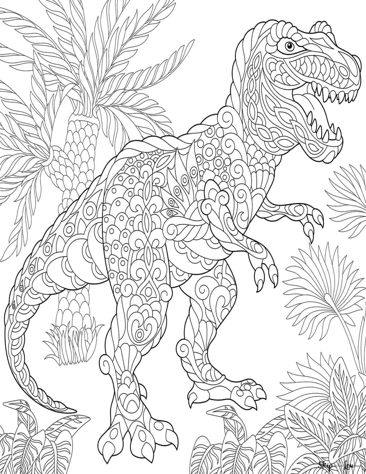 dinosaur printout free printable triceratops coloring pages for kids dinosaur printout 1 2