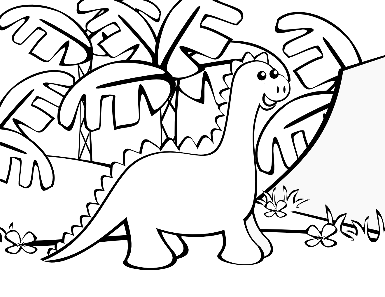 dinosaurs colouring pages baby dinosaur coloring pages to download and print for free pages colouring dinosaurs