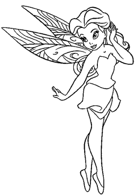 disney fairy rosetta coloring pages coloring page fairy rosetta fairy coloring pages disney rosetta