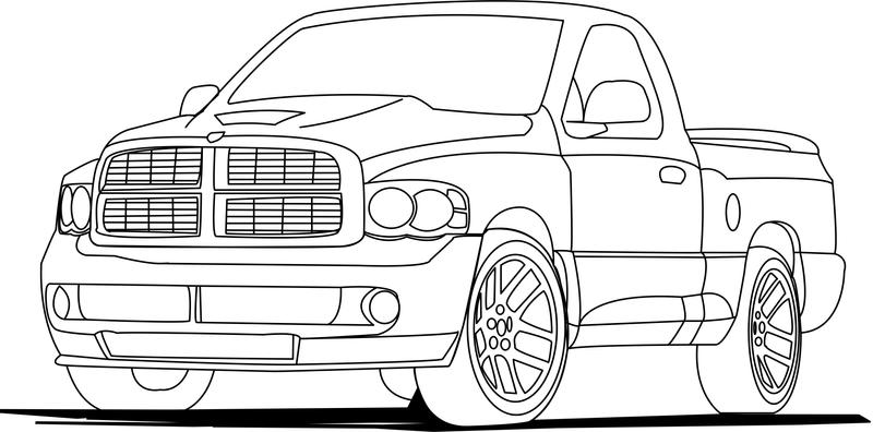 dodge ram coloring pages dodge ram cliparts free download on clipartmag dodge pages coloring ram
