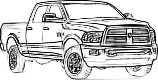 dodge ram coloring pages dodge ram coloring page teacher stuff cars coloring coloring ram dodge pages