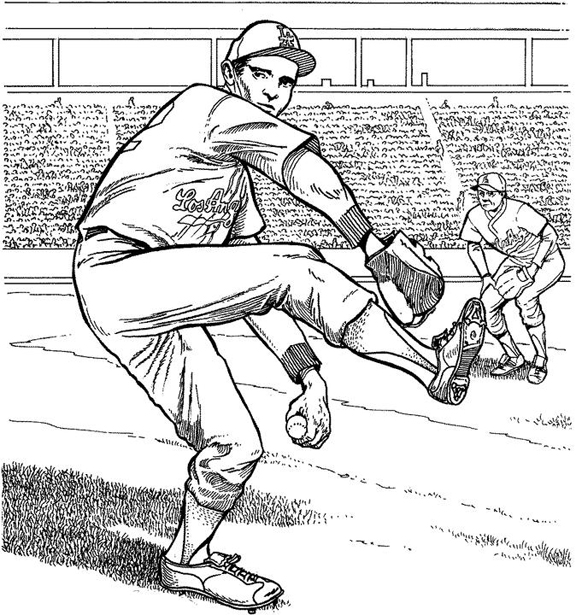 dodgers baseball coloring pages los angeles dodgers coloring pages at getcoloringscom dodgers pages baseball coloring