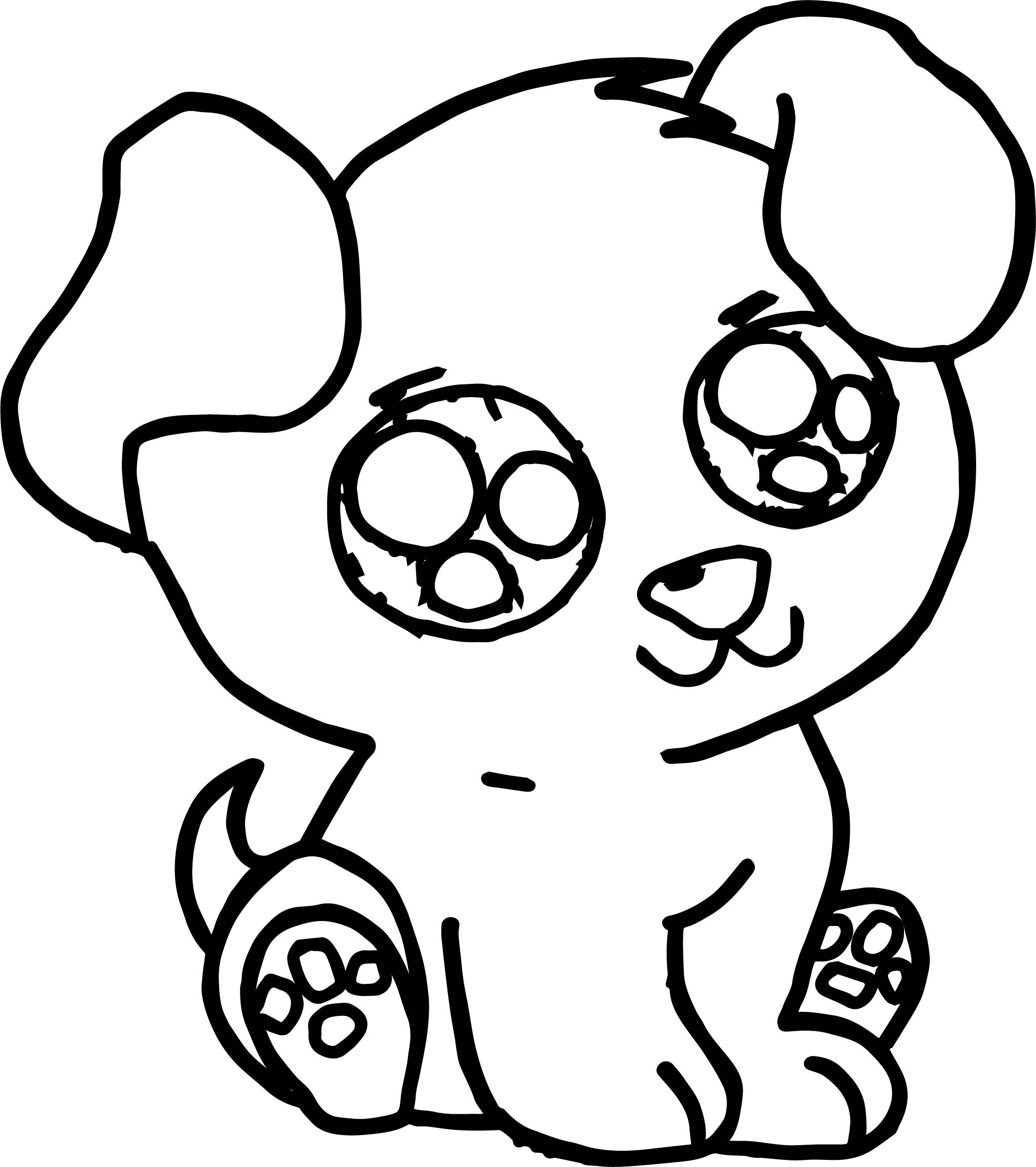 dog color pages baby dog coloring page free coloring pages online pages color dog