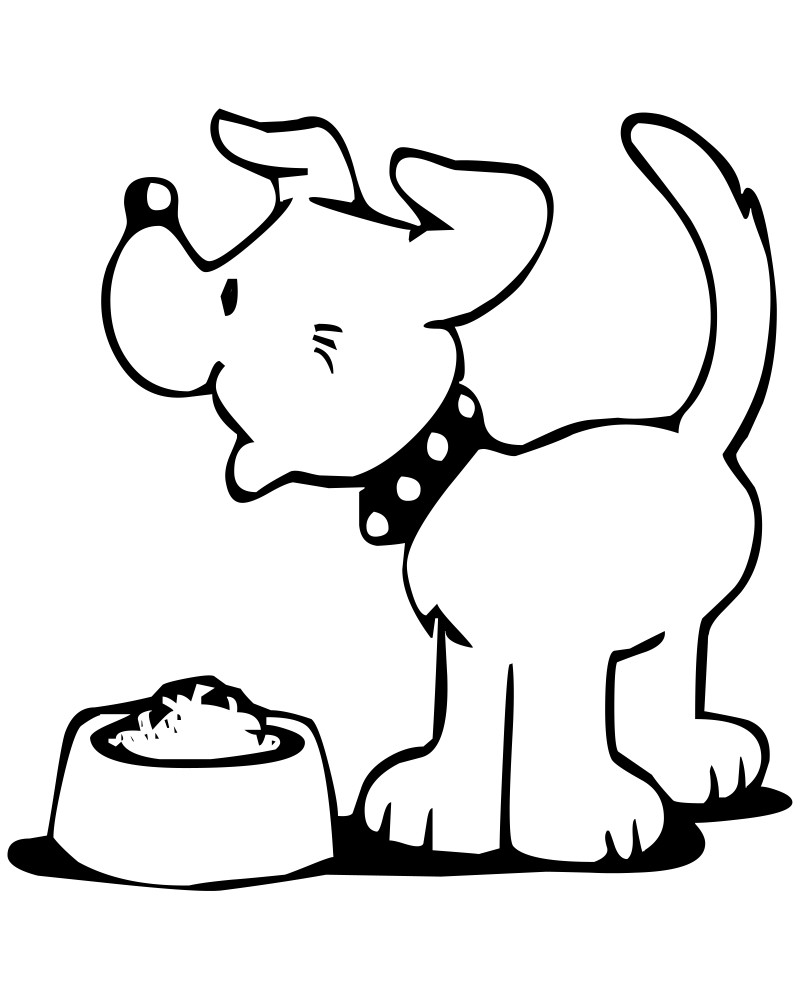dog color pages dog coloring pages 2018 dr odd color dog pages