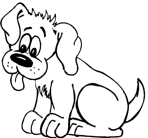 dog head coloring pages color the dog black coloring page twisty noodle head dog coloring pages