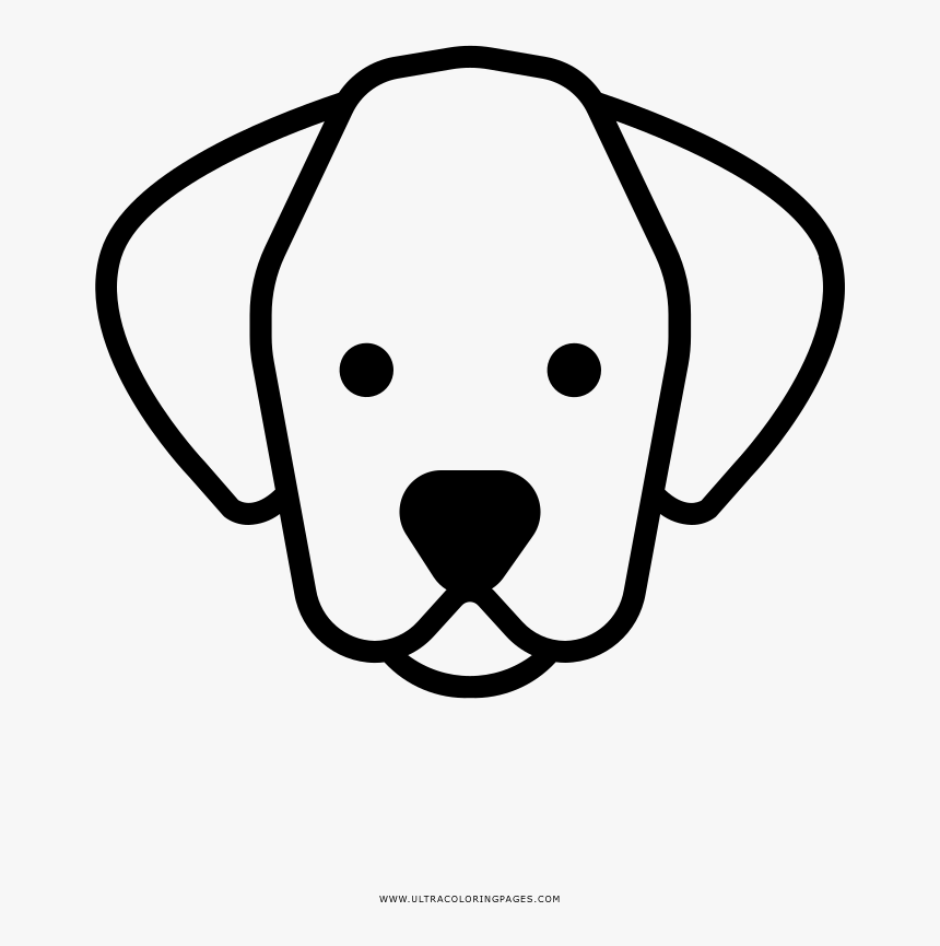 dog head coloring pages dog head coloring page coloring dog pages head