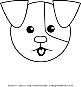 dog head coloring pages hot dog coloring pages coloring home pages dog head coloring