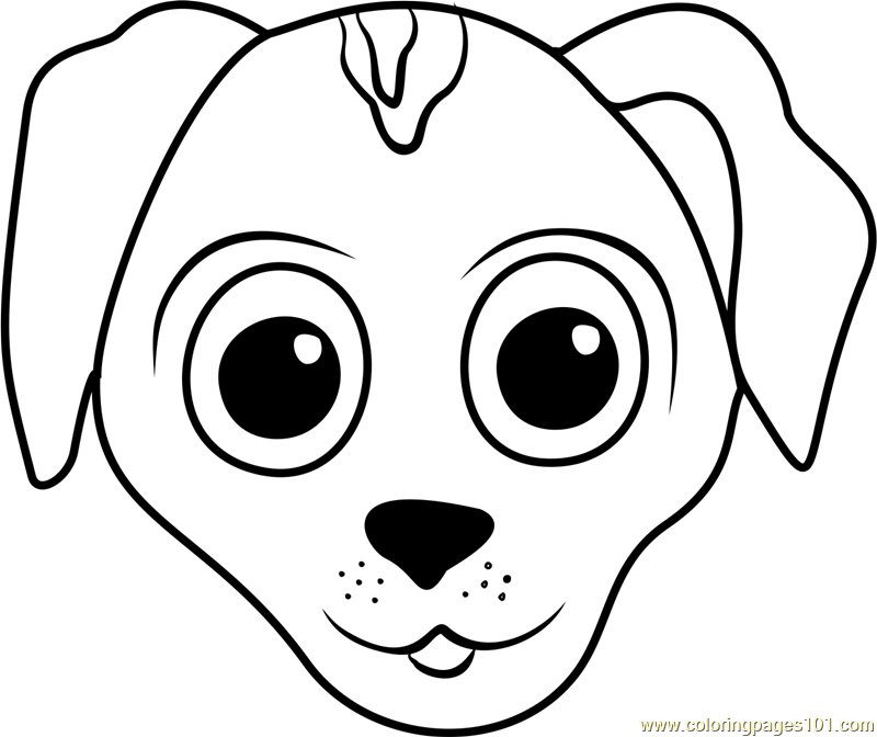 dog head coloring pages outer banks kids club coloring pages outer banks dog pages head coloring