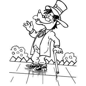 dog man coloring pages cute dogman coloring pages for cheerful kids theseacroft coloring pages man dog