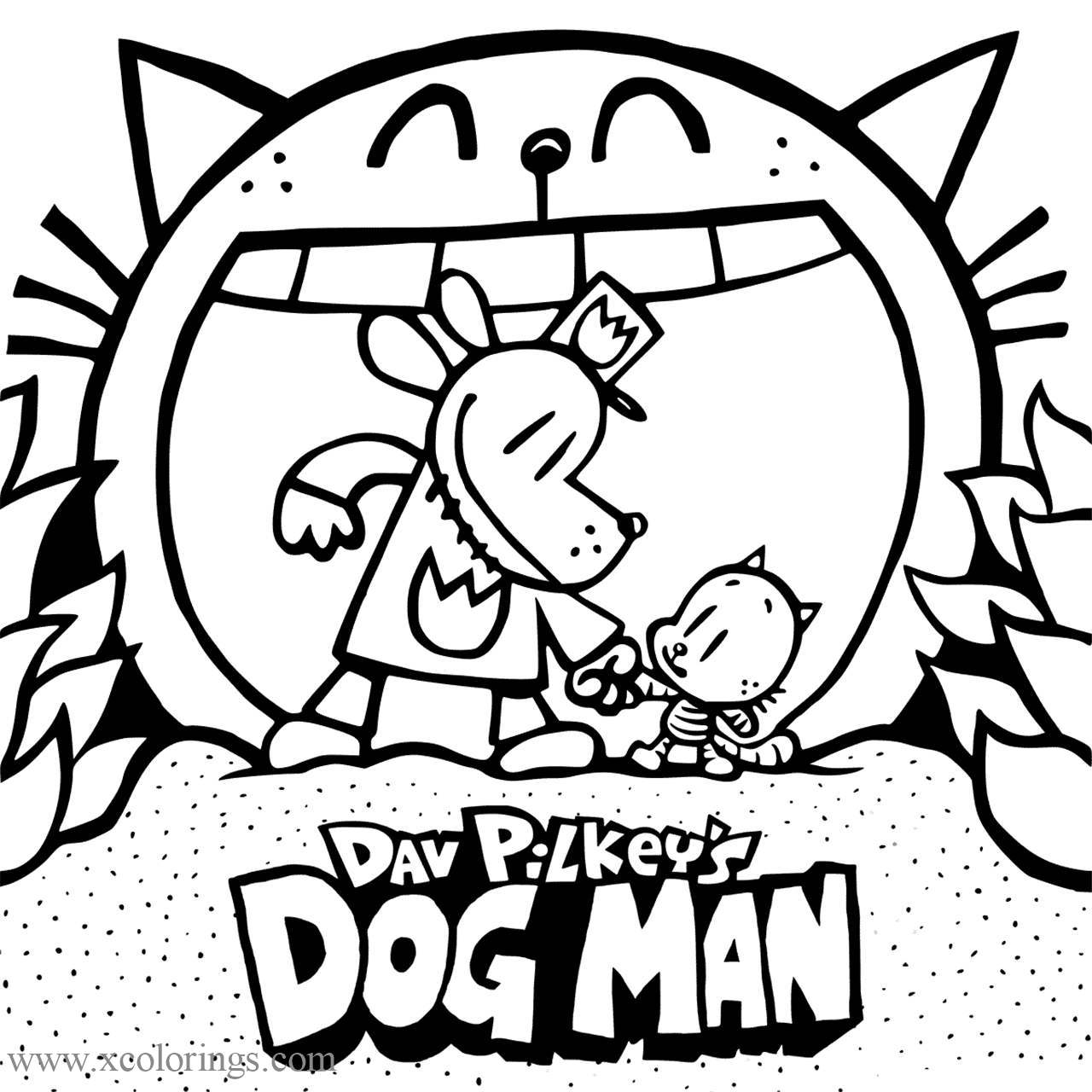 dog man coloring pages dog man coloring pages archives xcolorings pages dog coloring man